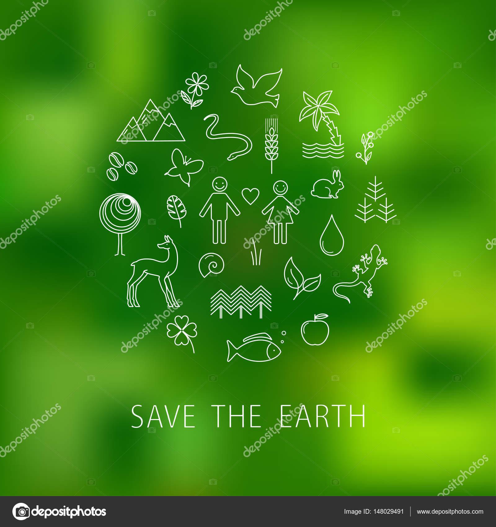 International Earth Day Stock Vector Mayamy 148029491