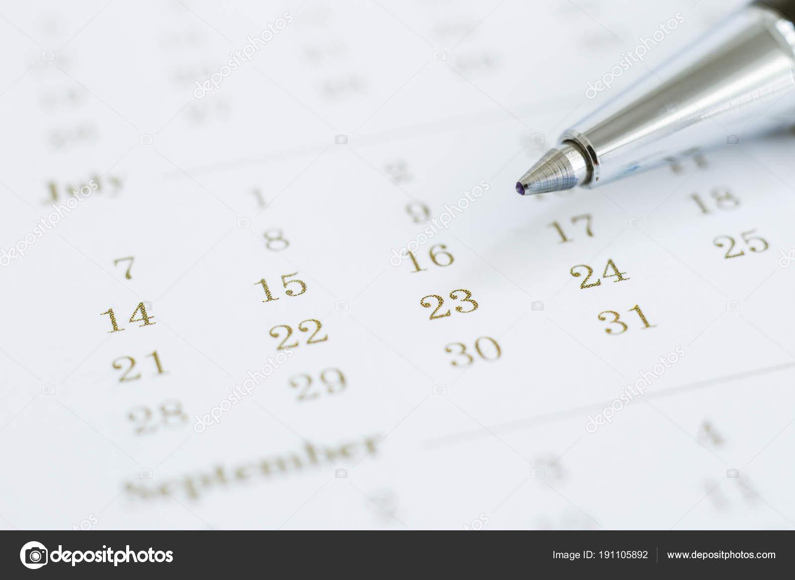 Timeline di incontri standard