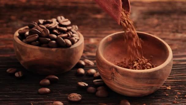Kulinářské kávová zrna