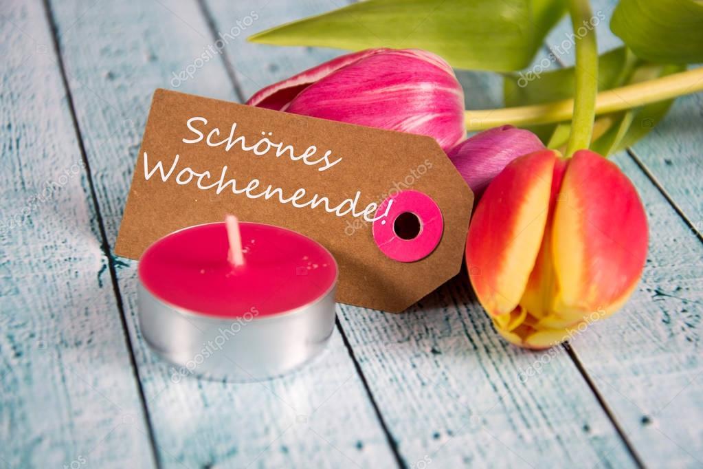 Happy Weekend Deutsch