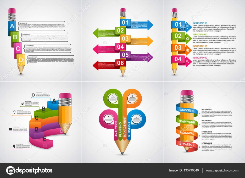 educational infographics template infographics for business