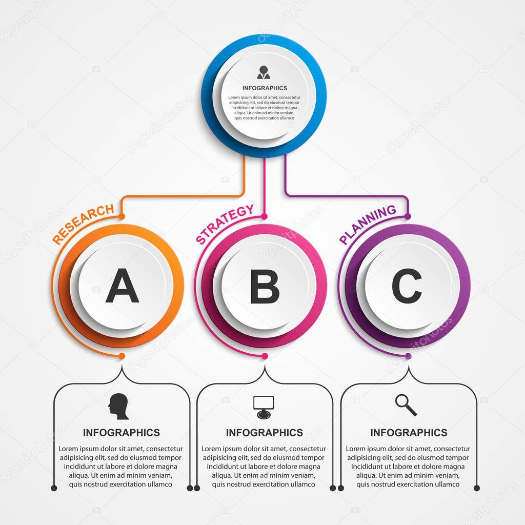 plantilla de infograf u00eda resumen opciones  infograf u00edas para