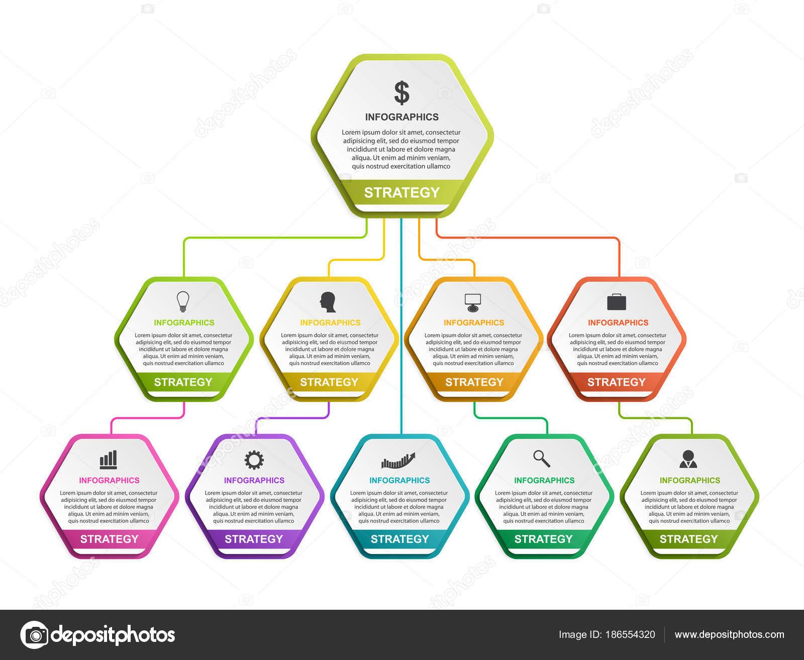 ビジネス プレゼンテーション 情報バナー タイムラインまたは web