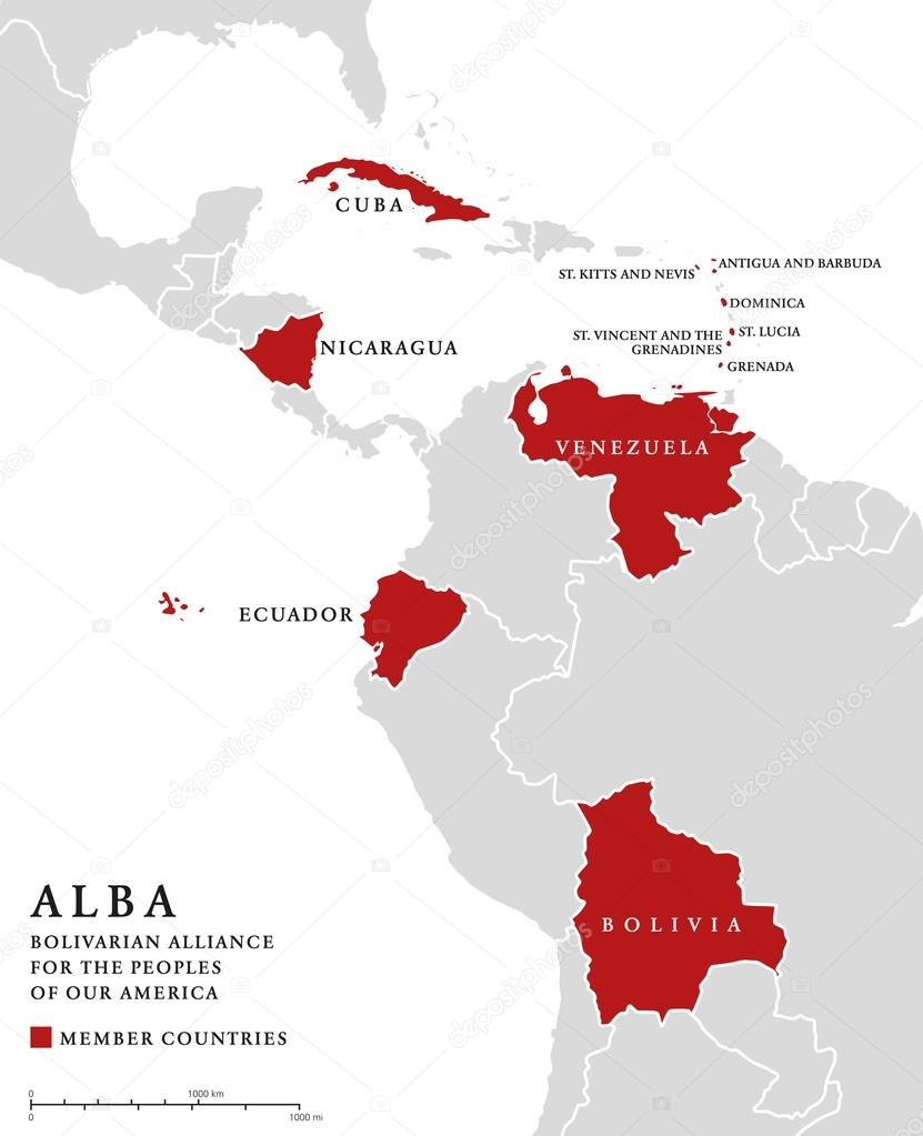 TSJ - Noticias Internacionales - Página 7 Depositphotos_126968294-stock-illustration-alba-member-countries-info-map