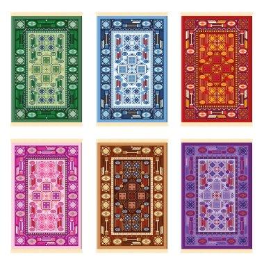 Carpets Color Variations