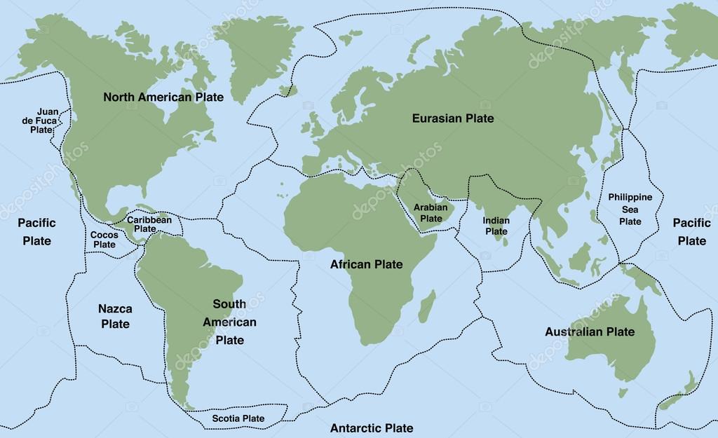 Plate Tectonics World