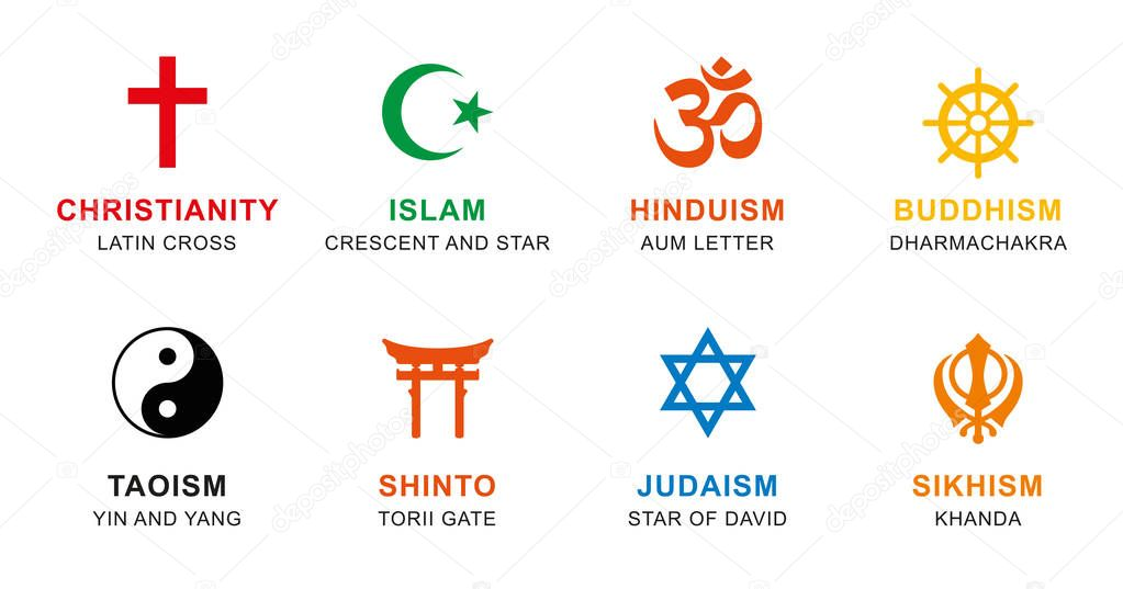 5 Different Types of Religions