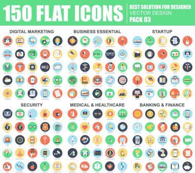 Flat digital marketing
