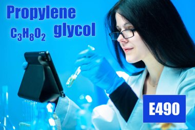 Propylene glycol in the manufacture of brake and de-icing fluids. Types of chemical liquids. Propylene glycol in cosmetology. Solvents of natural and synthetic substances.