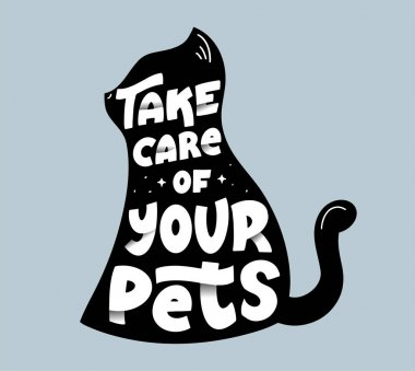 Take Care Of Animals Free Vector Eps Cdr Ai Svg Vector Illustration Graphic Art