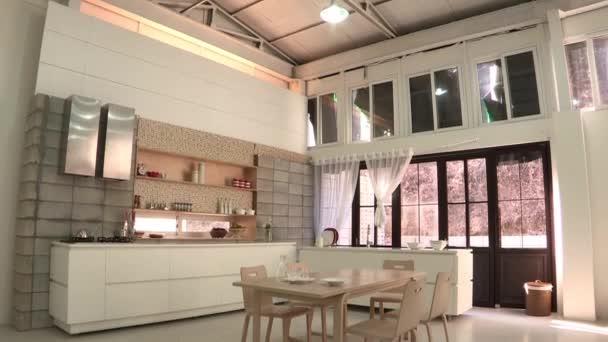 design interiéru kuchyně
