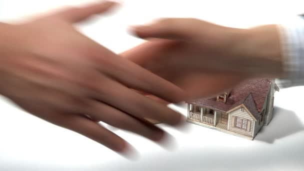 Koncepce domu prodej, ekonomické a obchodní koncept