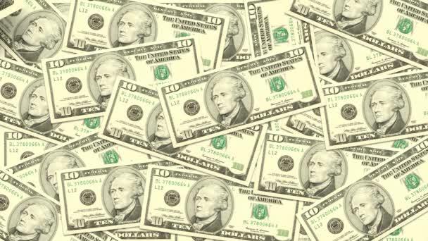 šipka růstu objevují od hromadu dolarové bankovky, koncept ekonomiky