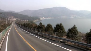 Amazing seascape of Geoje-si