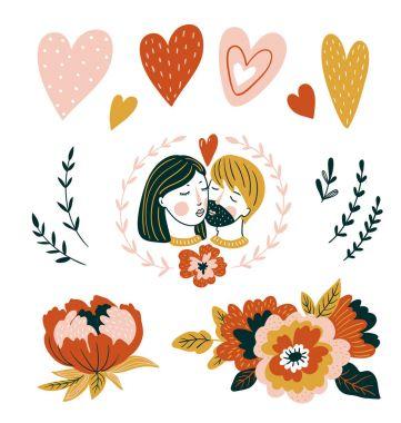 love design for valentine's day