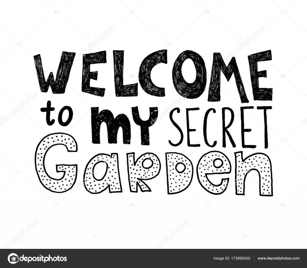 мой тайный сад скачать