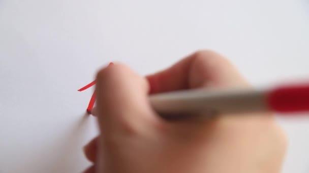 Koncept prodeje 100% ruční psaní textu