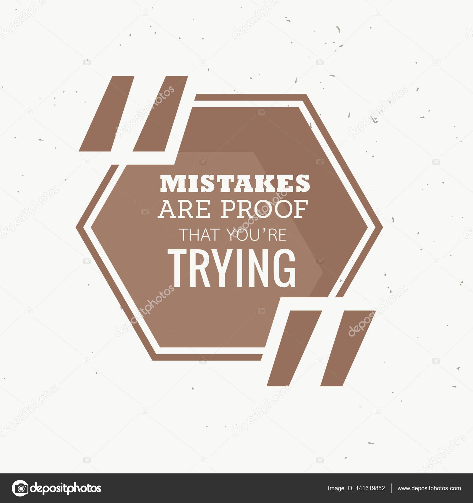 marco de cuadro la cita con palabras motivacionales — Archivo ...