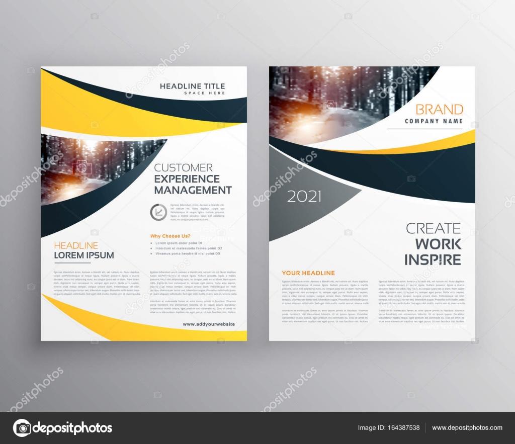 Großzügig Konferenz Broschüre Vorlage Bilder - Entry Level Resume ...