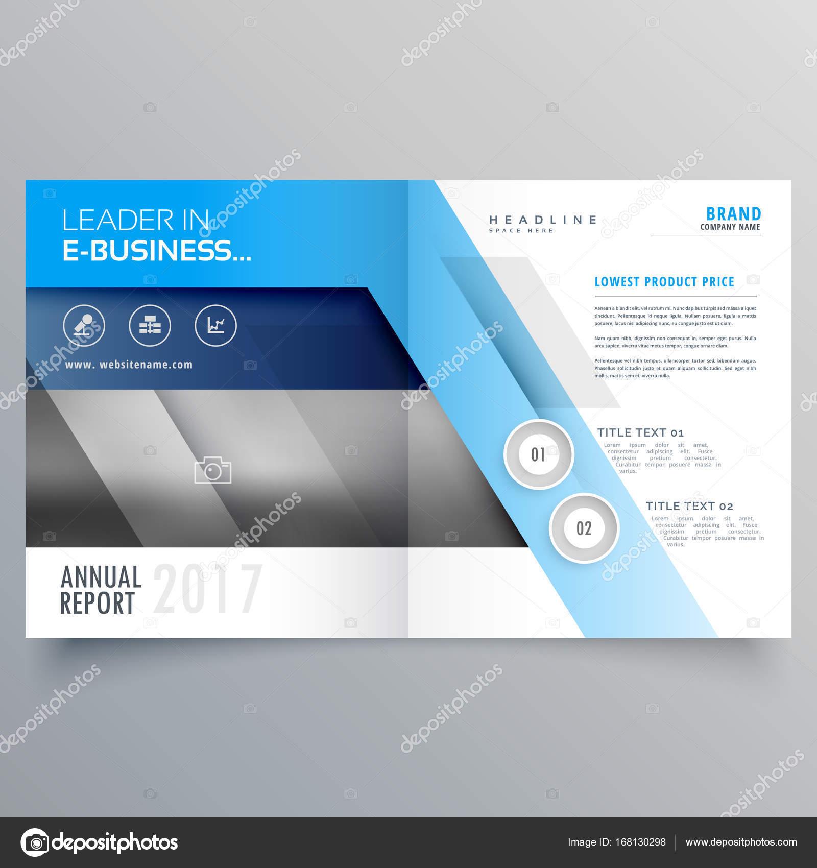 Science Magazine Cover Page Design Professional Magazine Cover Page Design Or Bi Fold Brochure Temp Stock Vector C Starline 168130298