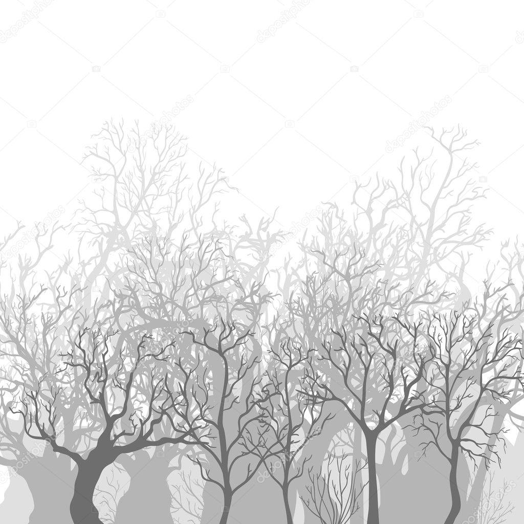 Bare Dead Trees