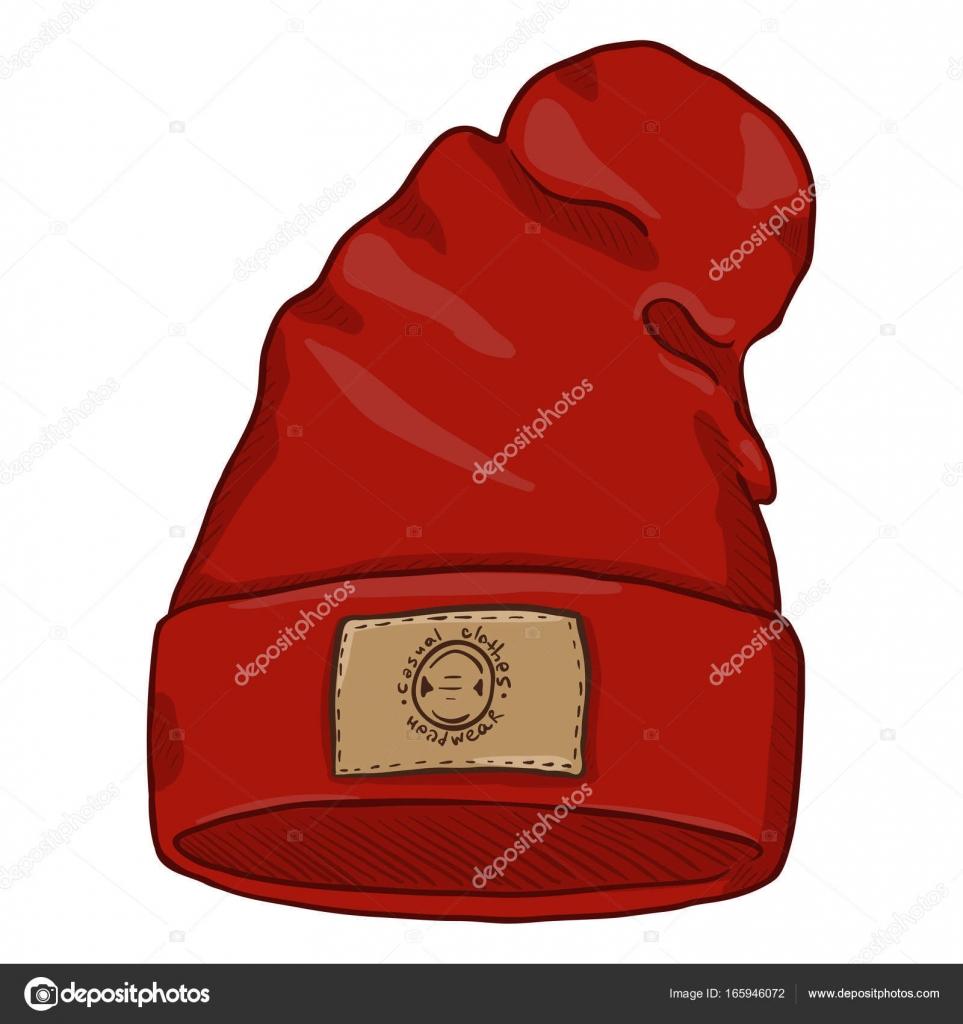 alkalmi kötött téli sapka — Stock Vektor © nikiteev  165946072 e65172a2e7
