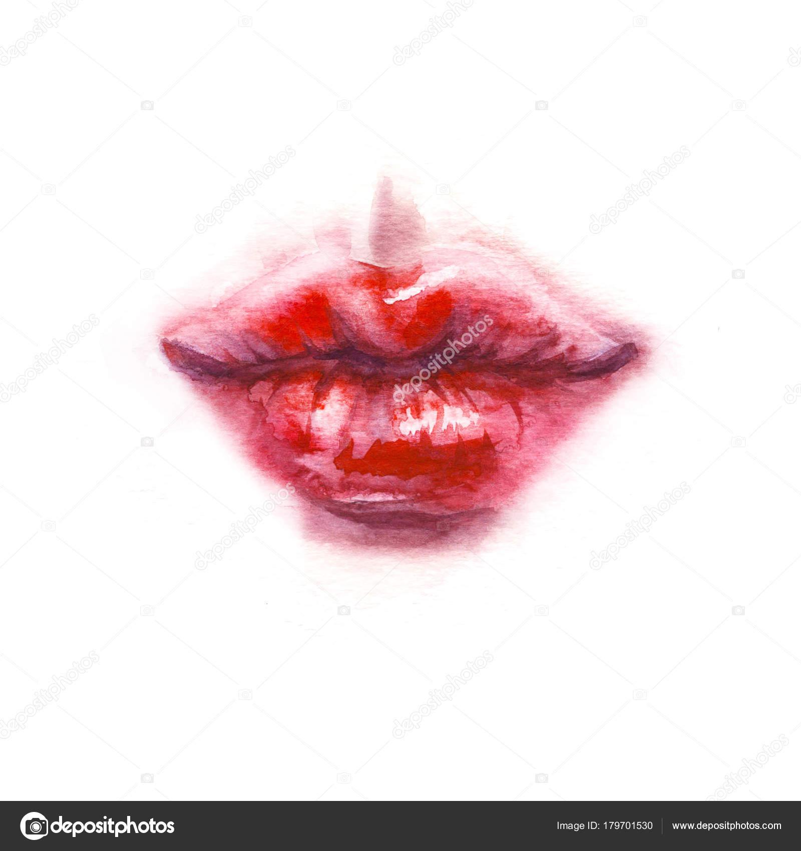 картинки поцелуи губы