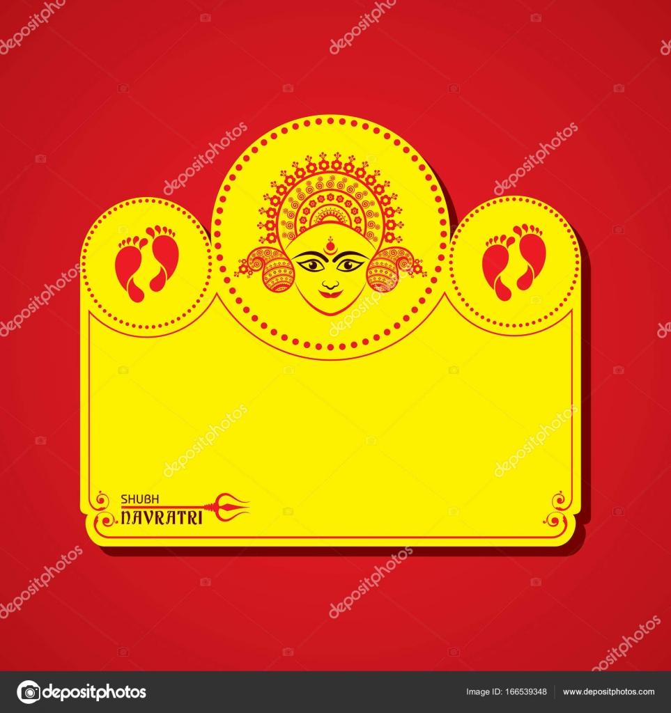 Navratri utsav greeting card stock vector graphicsdunia4u 166539348 navratri utsav greeting card stock vector kristyandbryce Choice Image