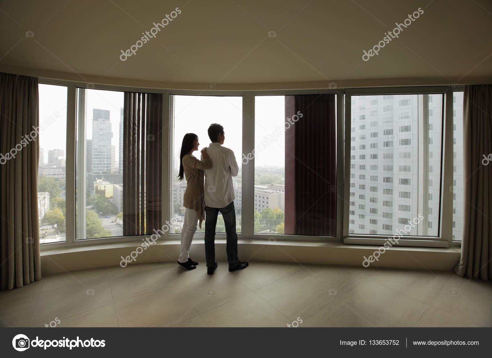 большие окна фото