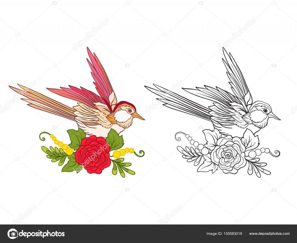 Fotos De Flores Para Dibujar Con Colores