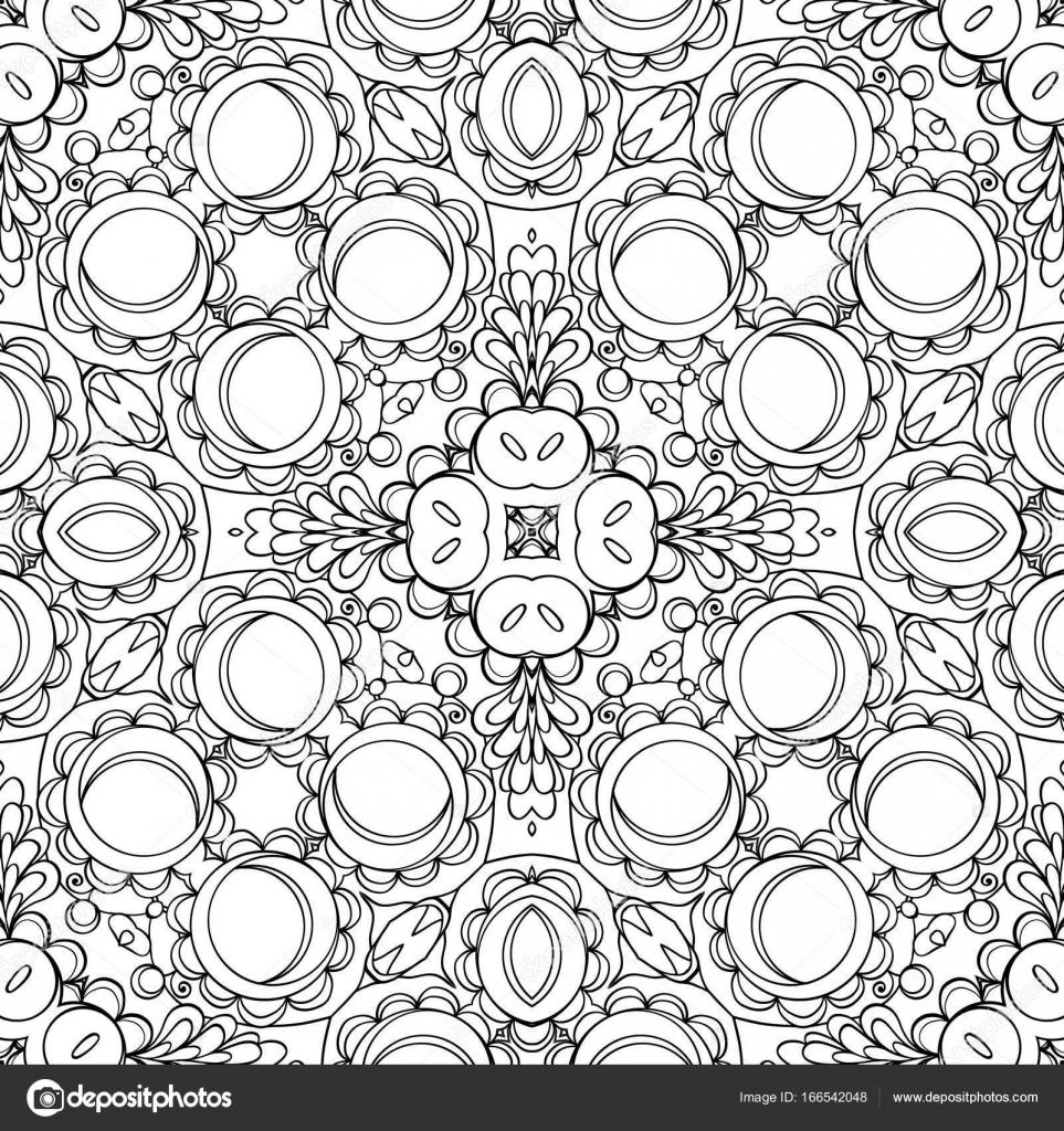 Berühmt Einfache Malvorlagen Mit Geometrischem Design Fotos - Entry ...