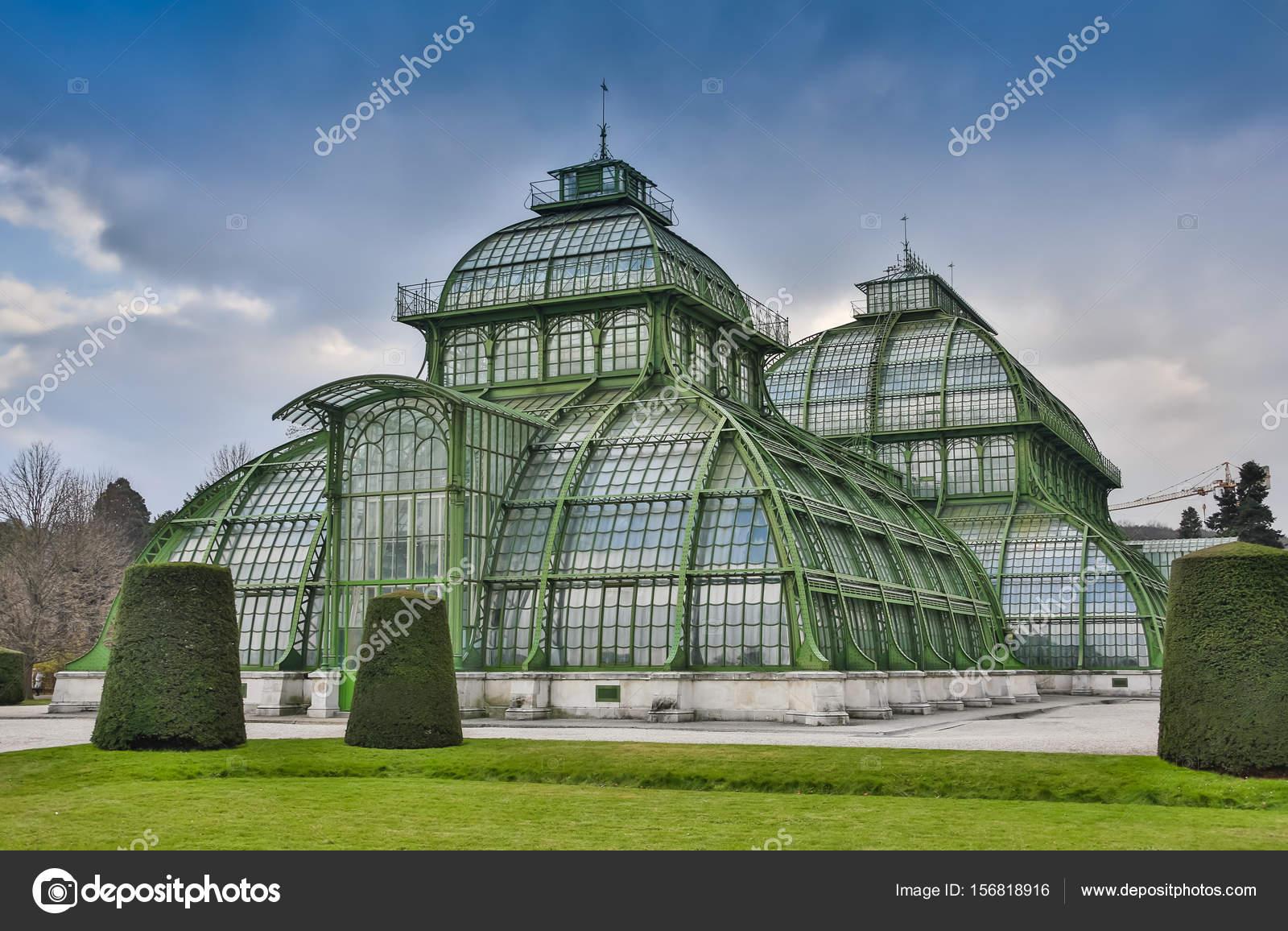 Garten Jugendstil palmenhaus bauen palmenhaus eine jugendstil struktur in den