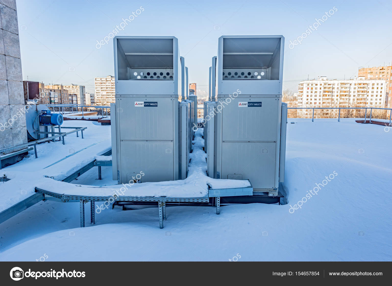 Repair of air conditioners in Moscow 58