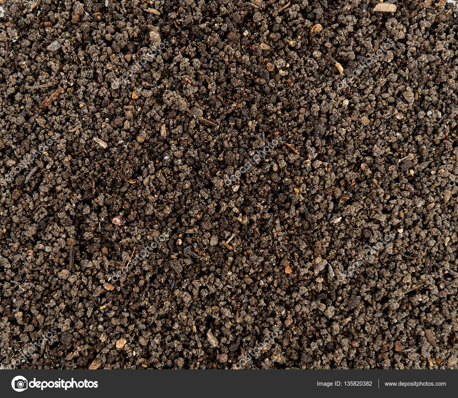 Soil texture background stock photo sommaill 135820382 for Soil texture