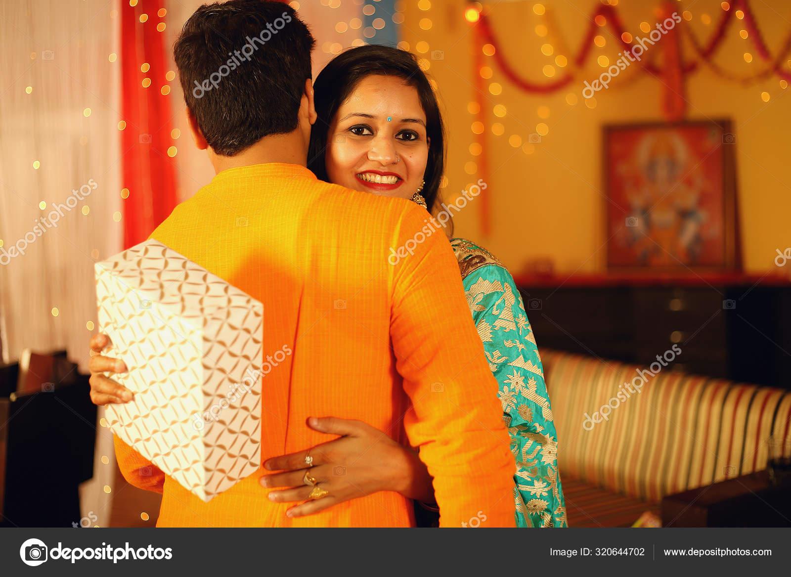 Indisches Paar Wird Versaut