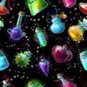 Magic palackok minta