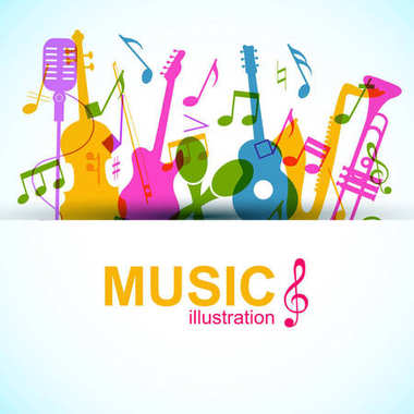 Music Graphic Template