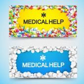 Lékárna horizontální bannery