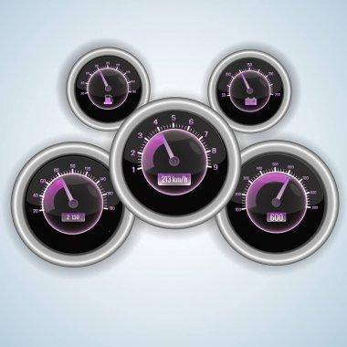 Speedometer Interface Set