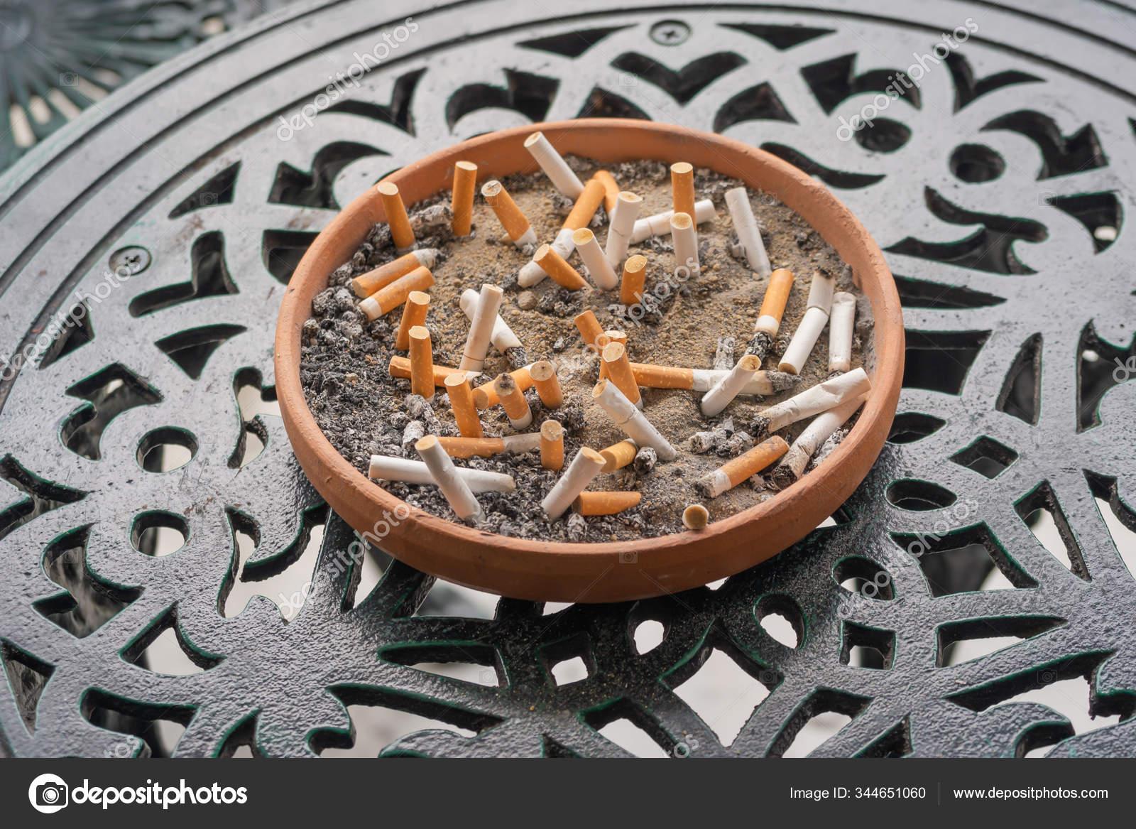 dohányzásellenes koncepció