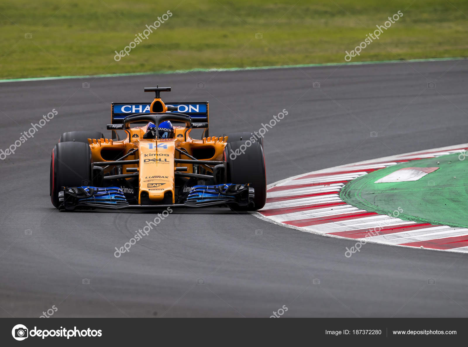 Circuito Fernando Alonso : Barcelona españa marzo 2018 fernando alonso durante días una fórmula