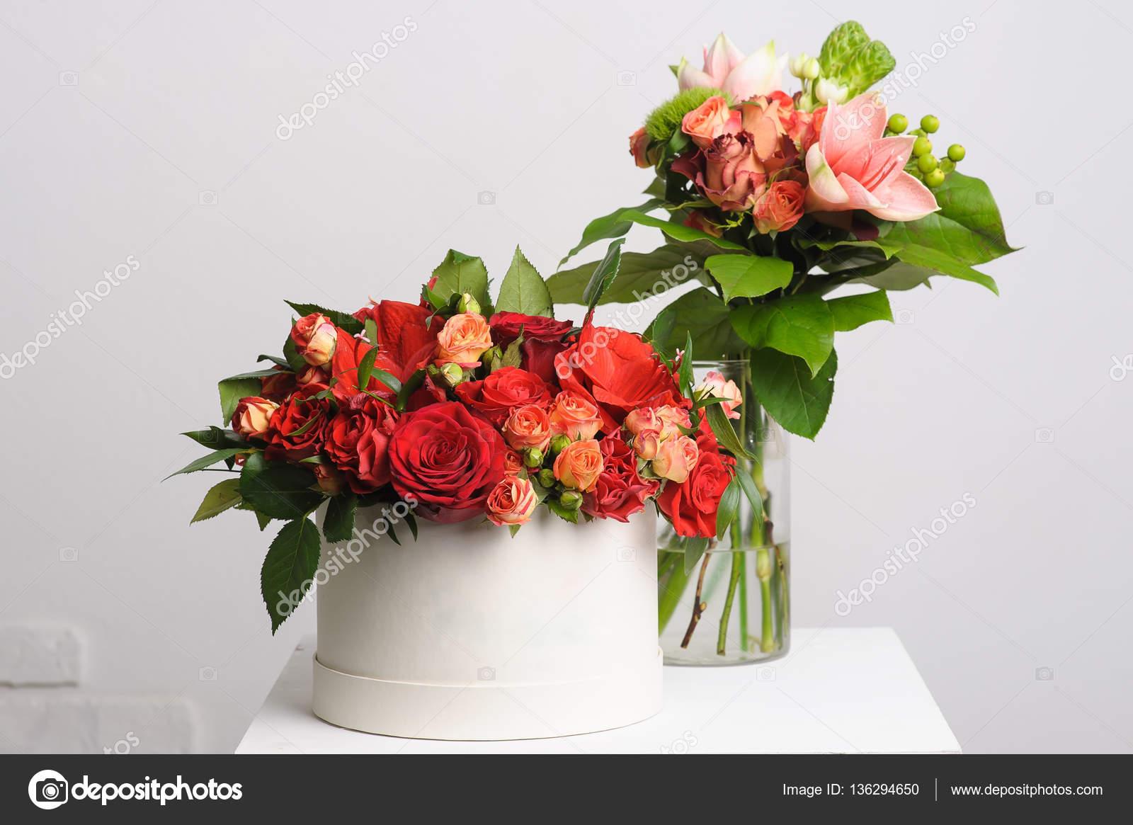 Fotos Arreglos Florales Artificiales Arreglo Floral En