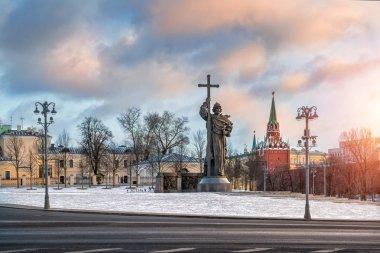Prince Vladimir monument