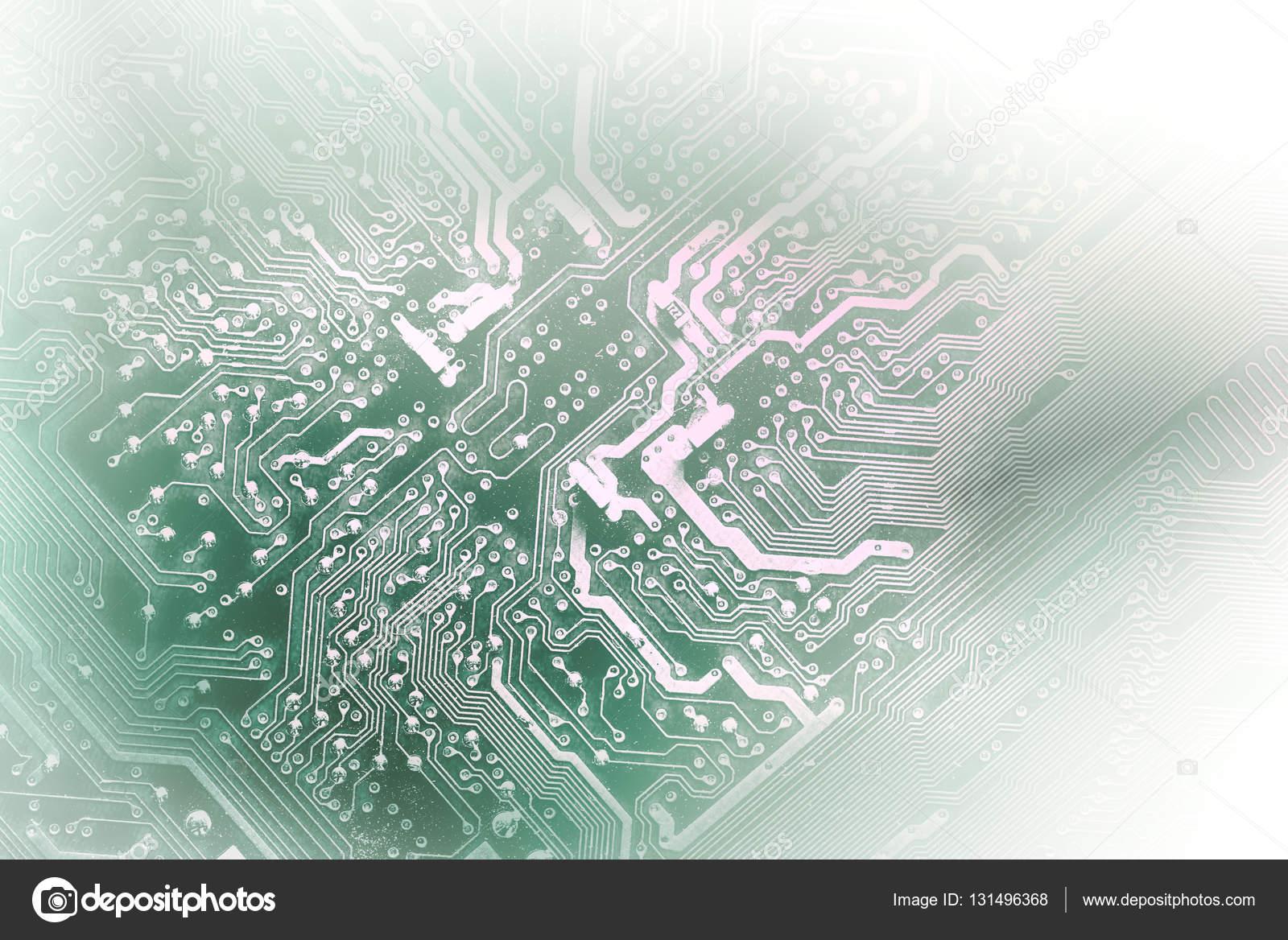 Sfondo Astratto Di Tecnologia Per La Presentazione Di Affari