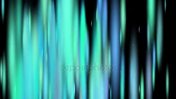 Animovaný pohyb abstraktní rozmazané pruhy se celý povrch obrazovky jako rekreační zázemí.