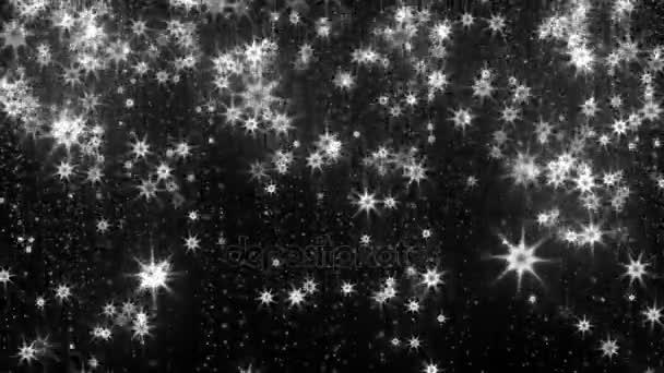Fiocchi Di Neve Di Carta Modelli : Bello fondo astratto di natale fiocchi di neve cade a natale