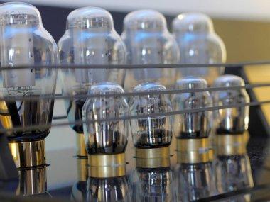 Hifi lamp audiophile amplifiers.