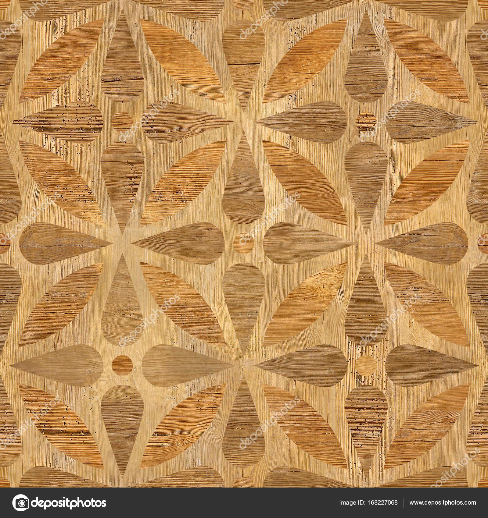 Dekorative orientalische Muster - Interior Design-Tapete ...