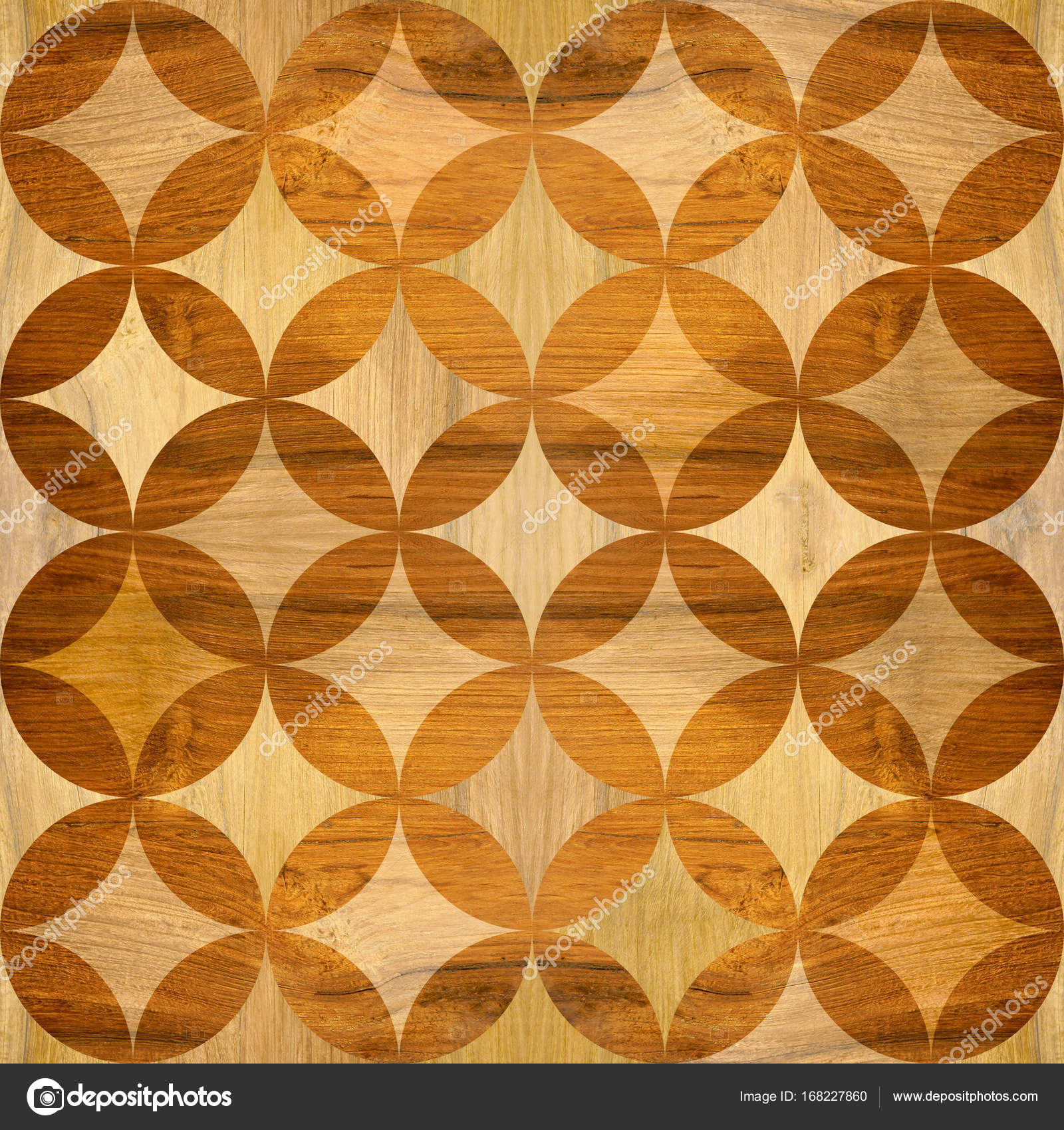 Interior Wall Panel Pattern Abstract Decoration Material Wood