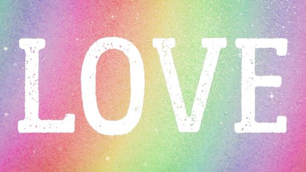 Láska text slovo srdce Valentines den